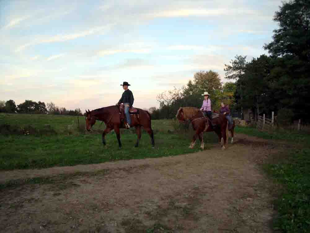 Claireville Ranch